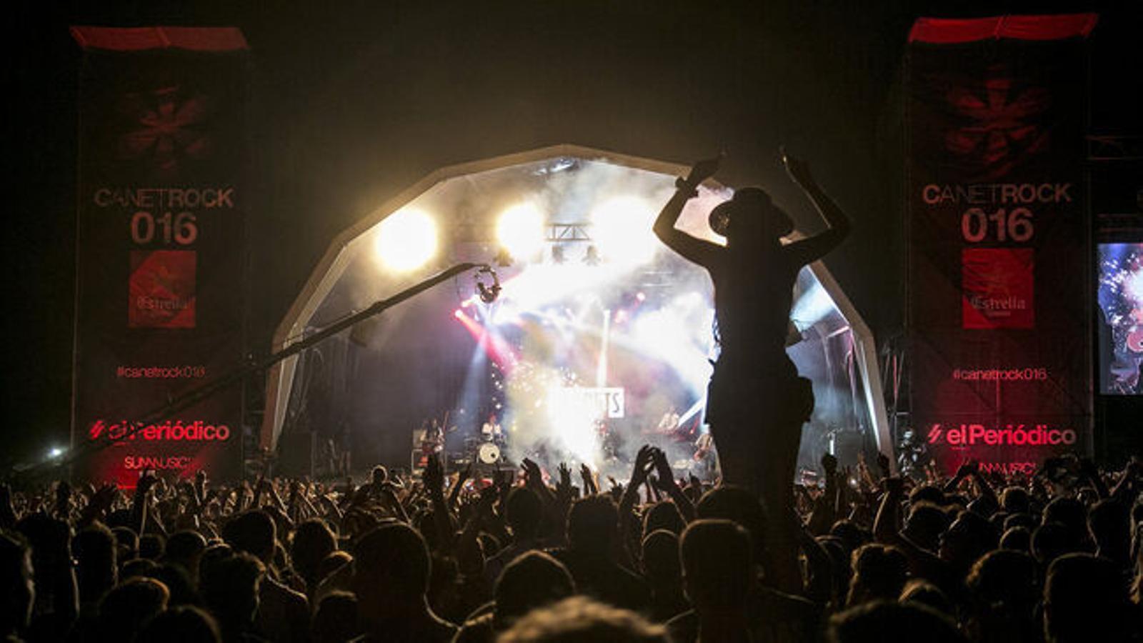 Una imatge d'arxiu del festival