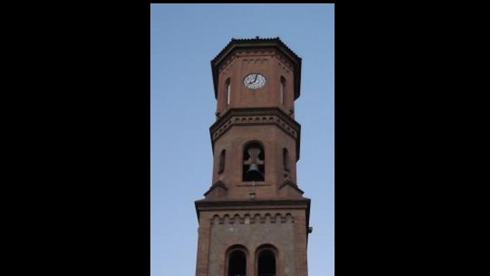 Els campaners de sant feliu de llobregat denuncien que el - El tiempo sant feliu de llobregat ...