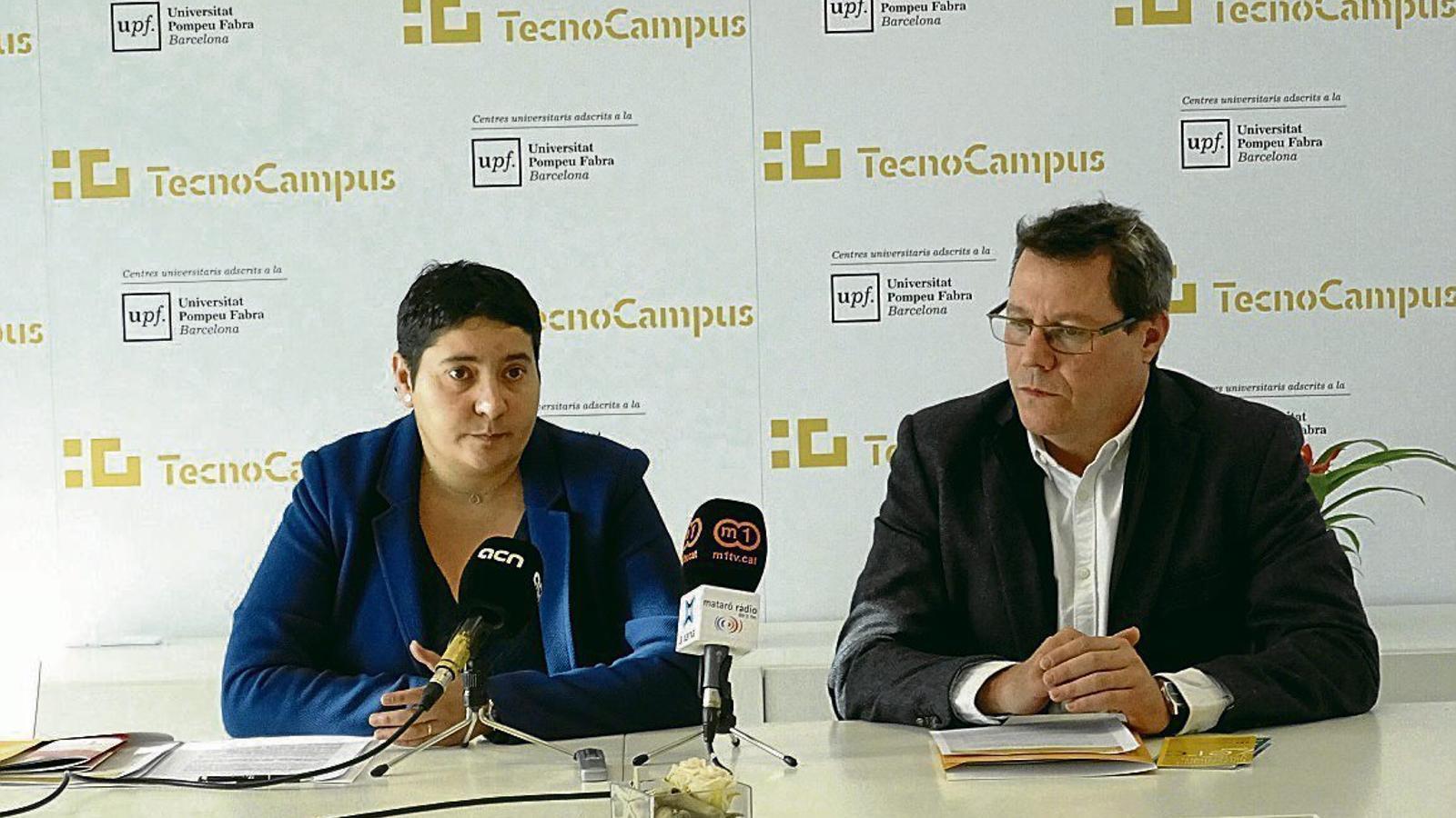 TecnoCampus,  un model d'èxit i en constant creixement
