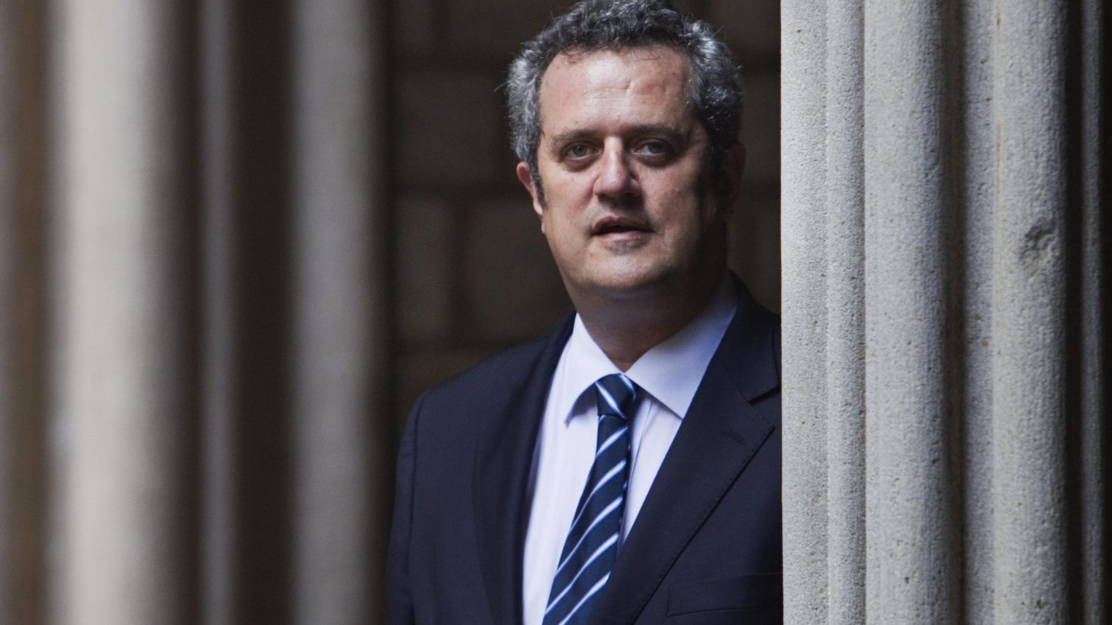 L'actual mà dreta de l'alcalde de Barcelona.