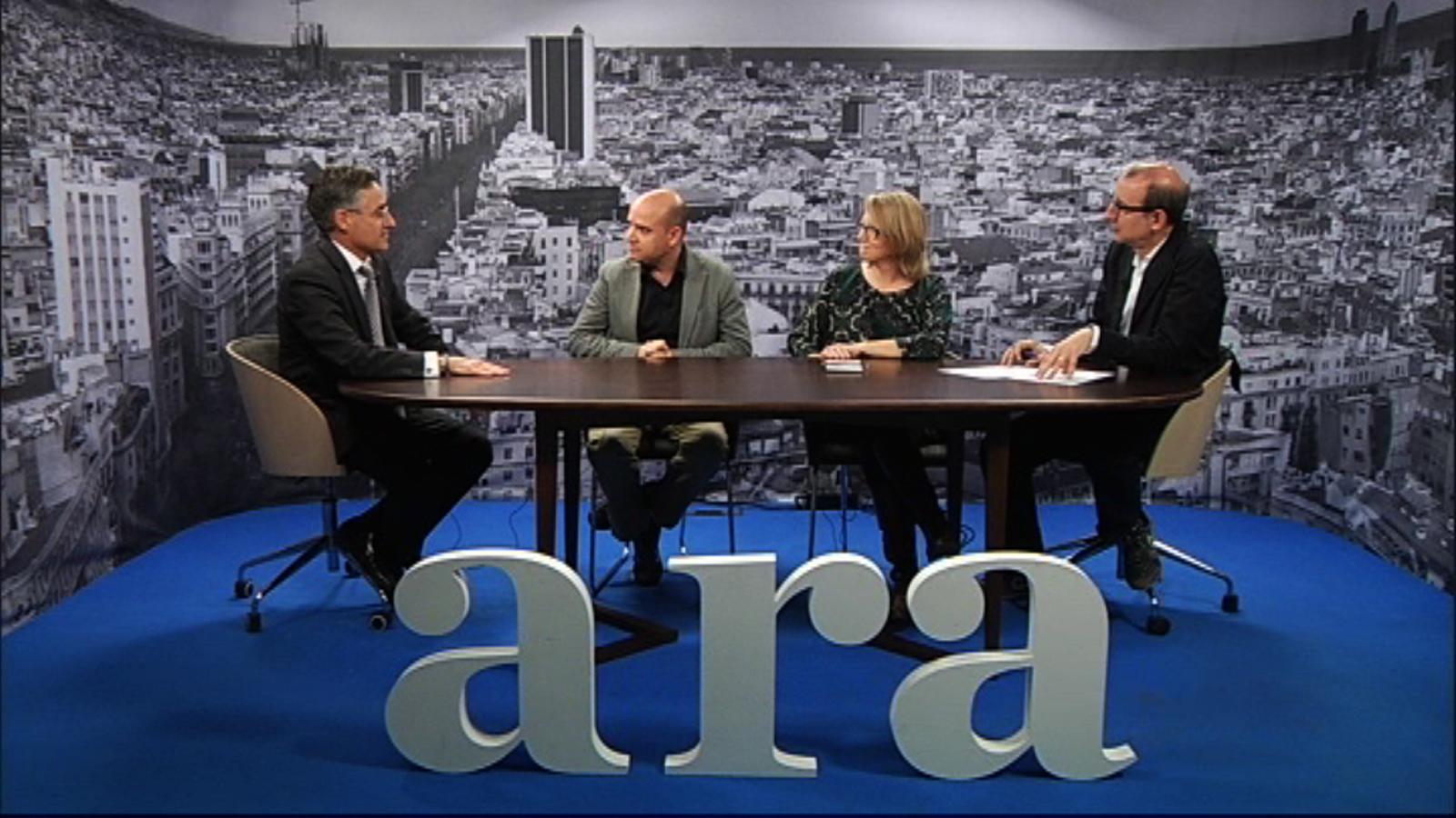 Especial entrevistes Eleccions Europees (1), amb Ramon Tremosa
