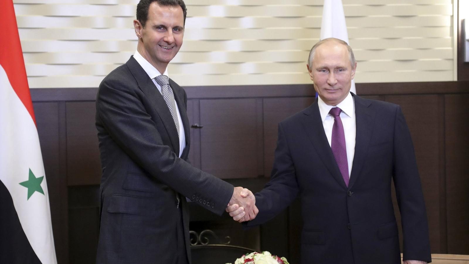 Quina en porta de cap Putin?