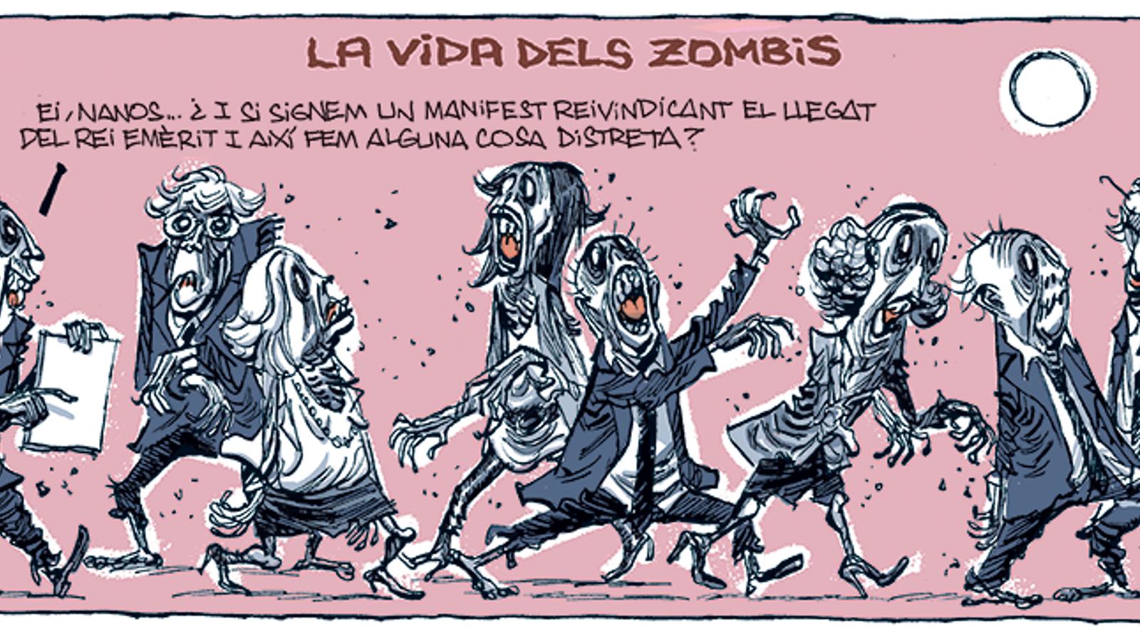 'A la contra', per Manel Fontdevila (20/08/2020)