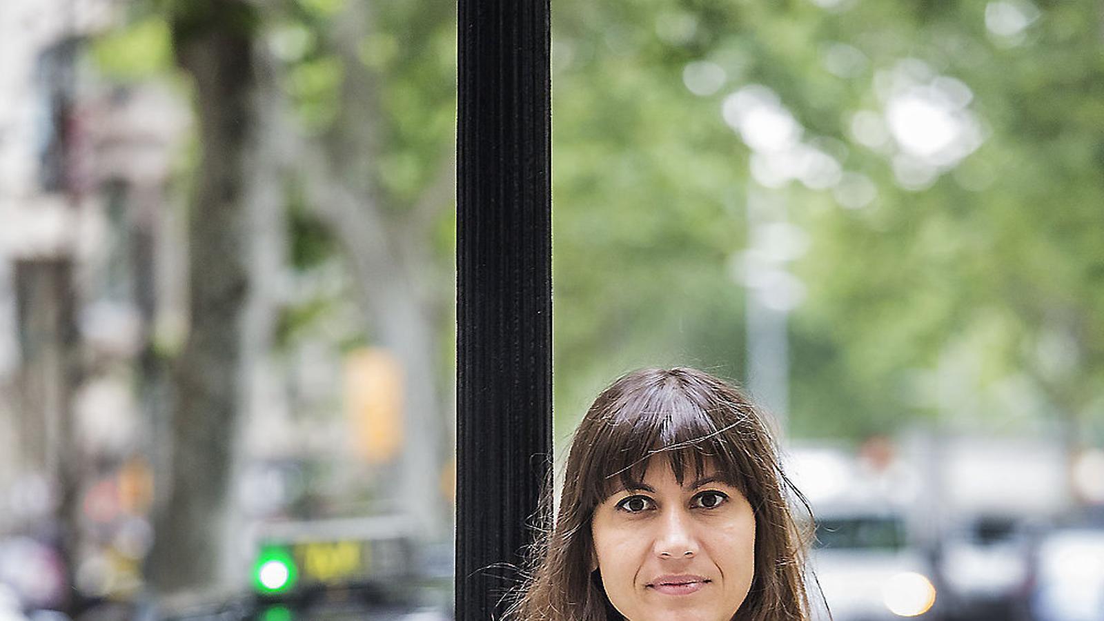 Sandrine Morel és la corresponsal de Le Monde a Madrid i acaba de publicar el llibre En el huracán catalán.