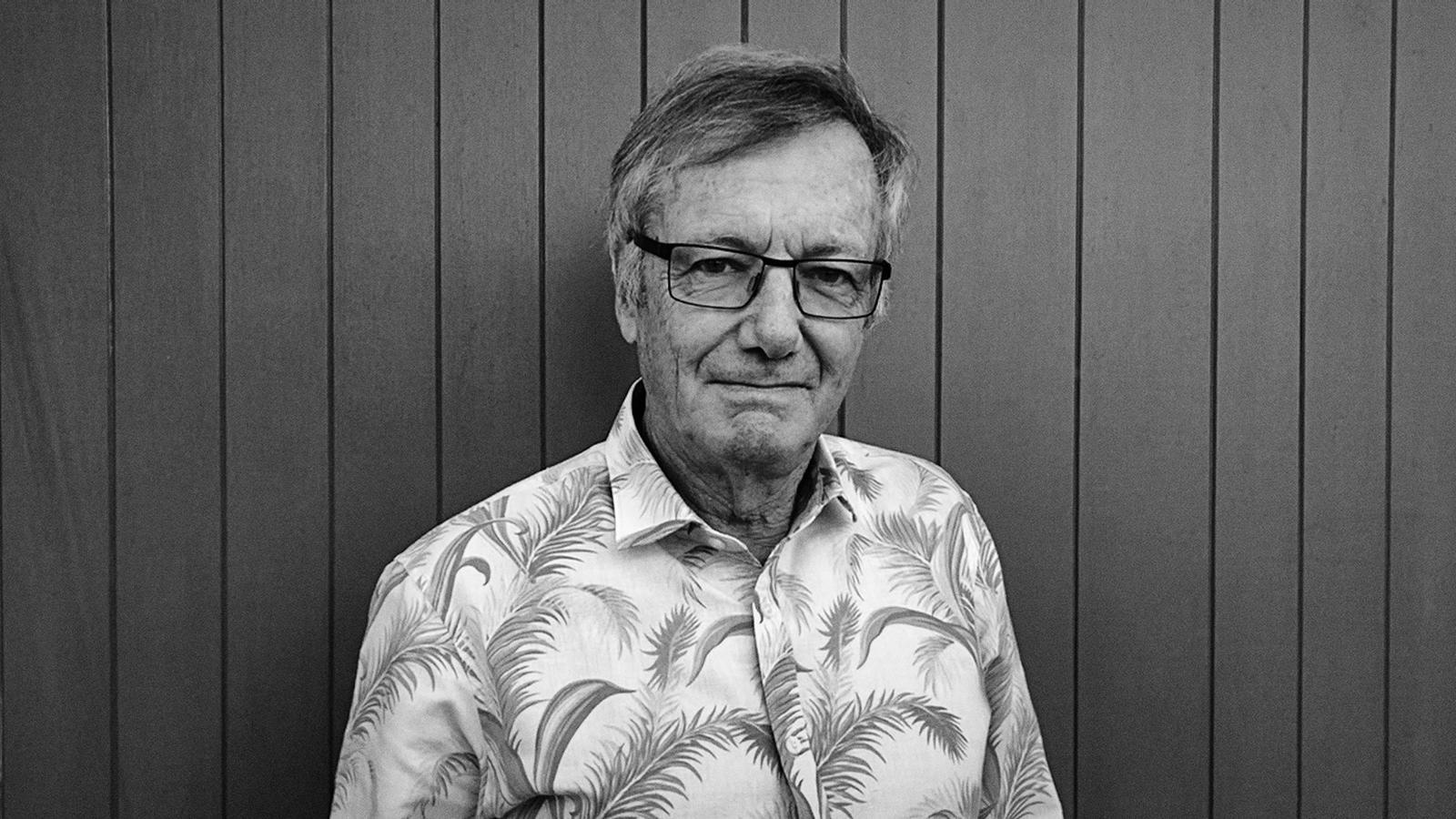 El fundador de Lonely Planet, Tony Wheeler
