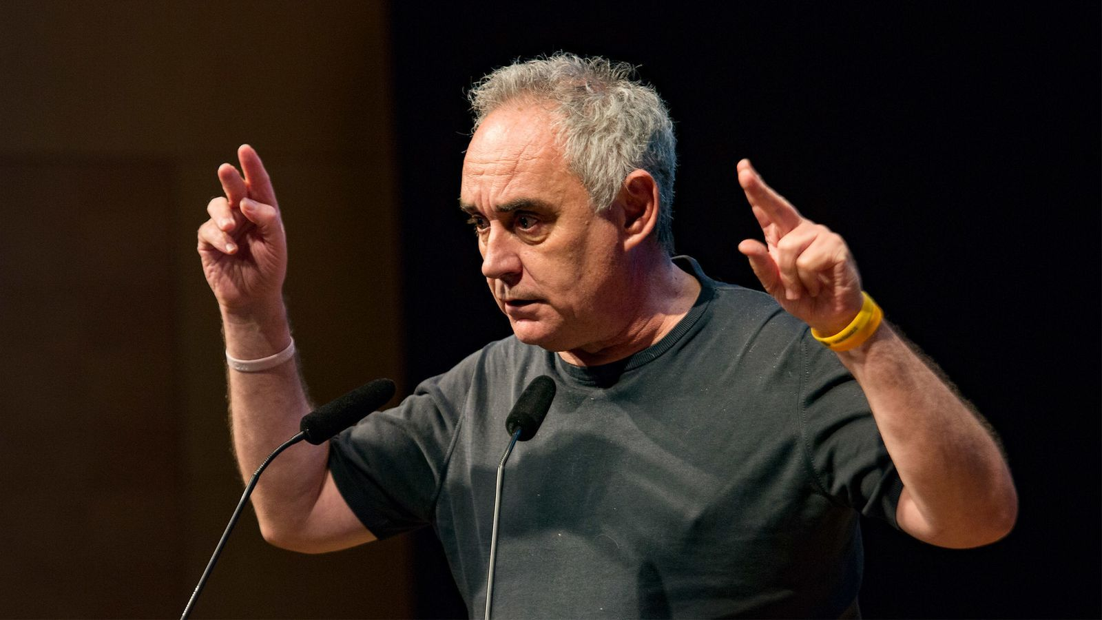 """Ferran Adrià: """"Pensem que podem fer un país millor al voltant de la innovació"""""""
