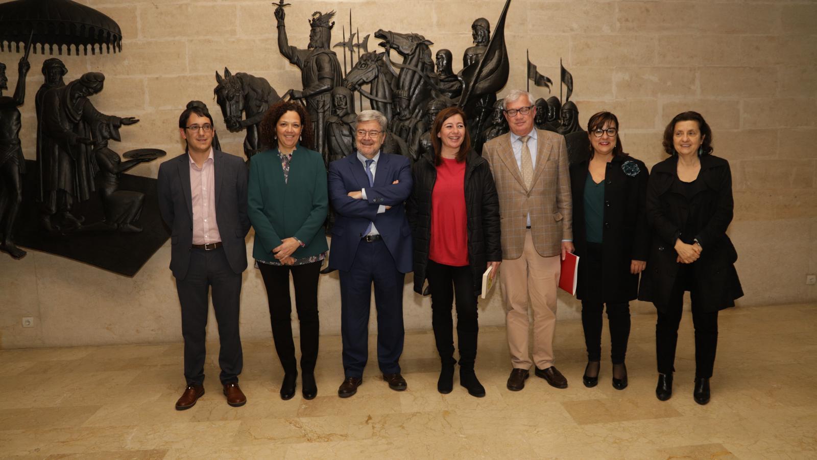 Negueruela, Claadera, López Casasnovas, Armengol, Roses, Busquets, Santiago