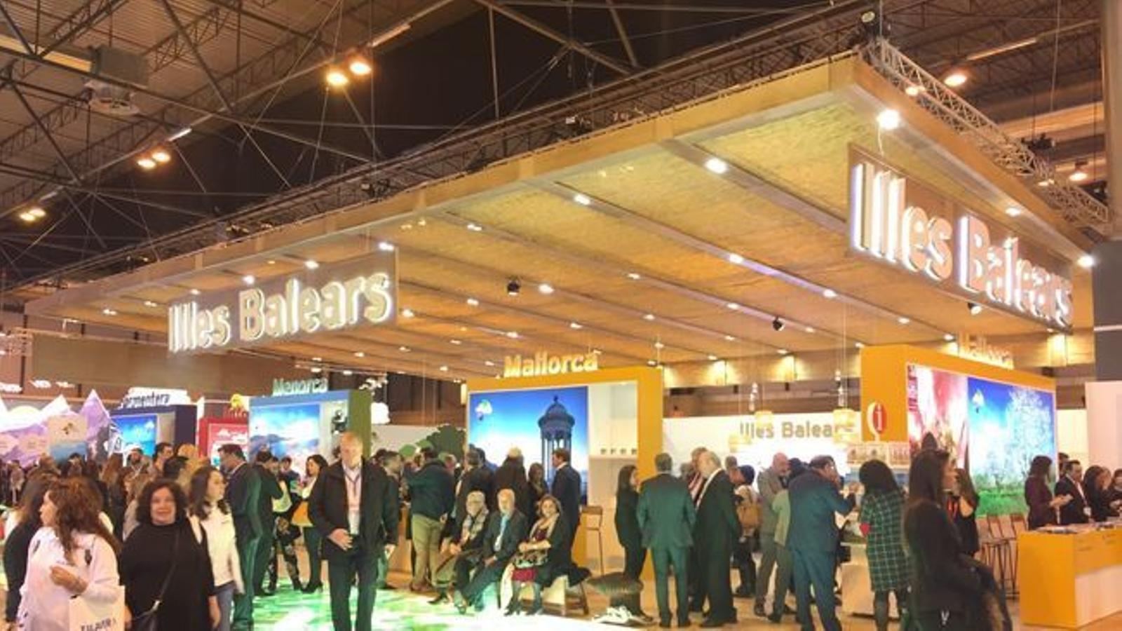 Les Balears participen a Fitur amb la mirada posada en el mercat espanyol