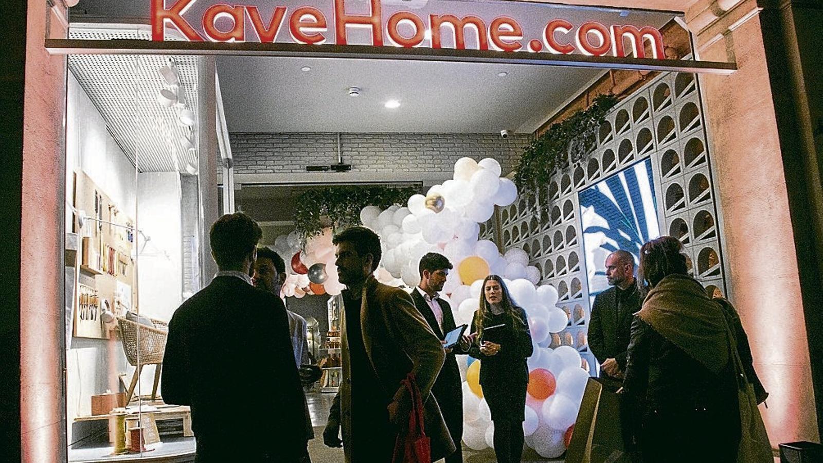 Kave Home amplia la seva presència fora d'Espanya