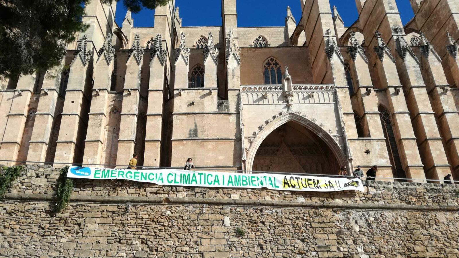 El GOB demana al Govern que adopti un pla de xoc contra la crisi climàtica