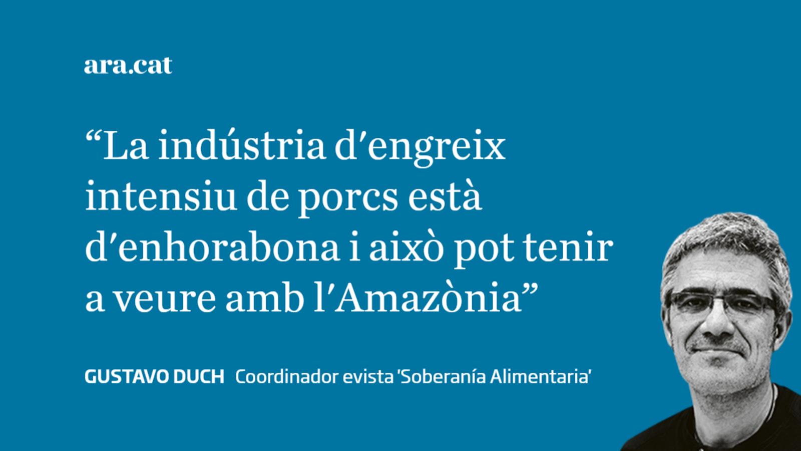 Defensar l'Amazònia des de Catalunya
