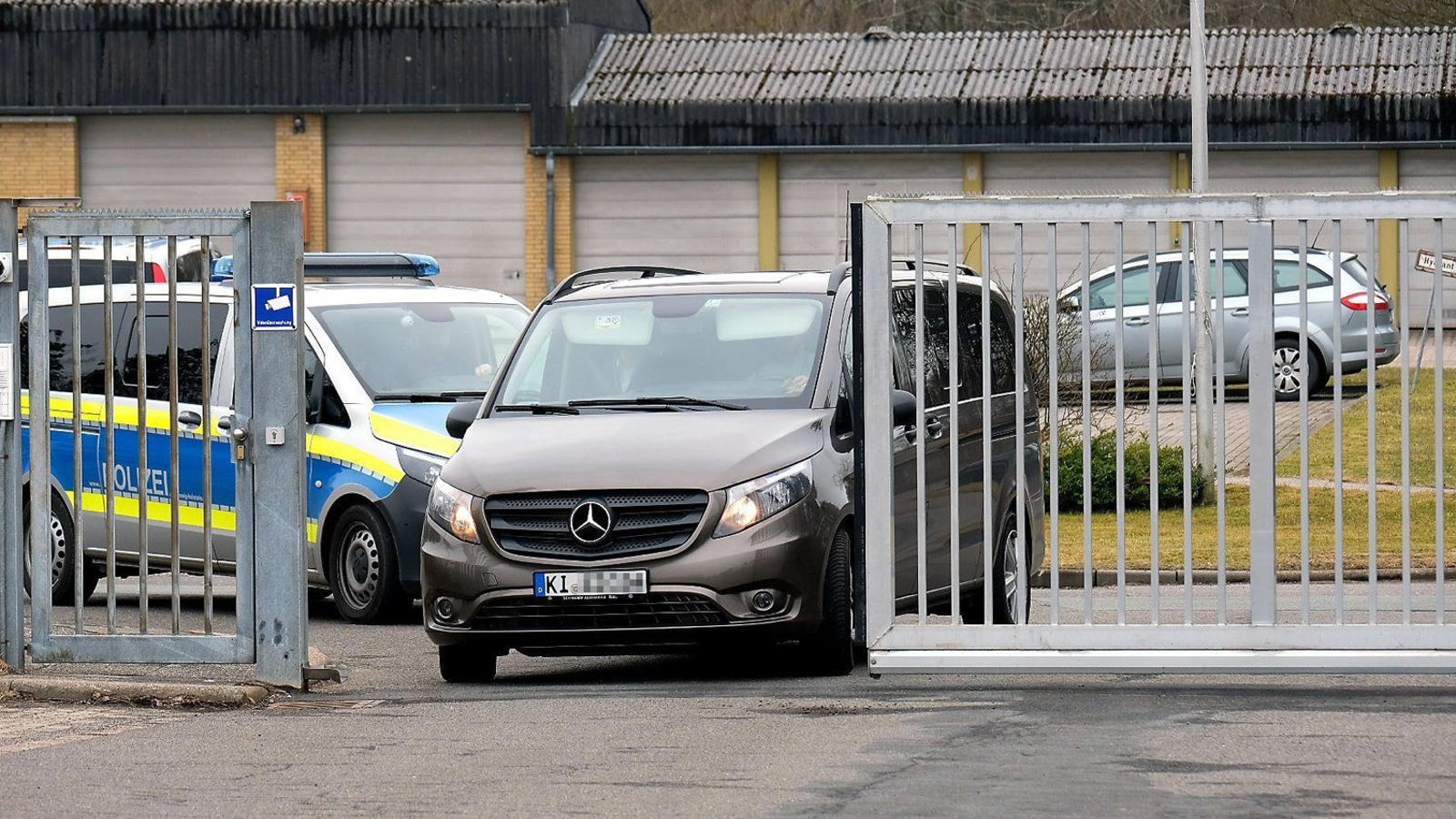 Alemanya deté Puigdemont i analitza l'extradició