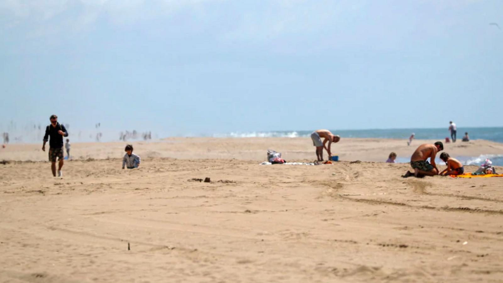 Les platges de la costa espanyola
