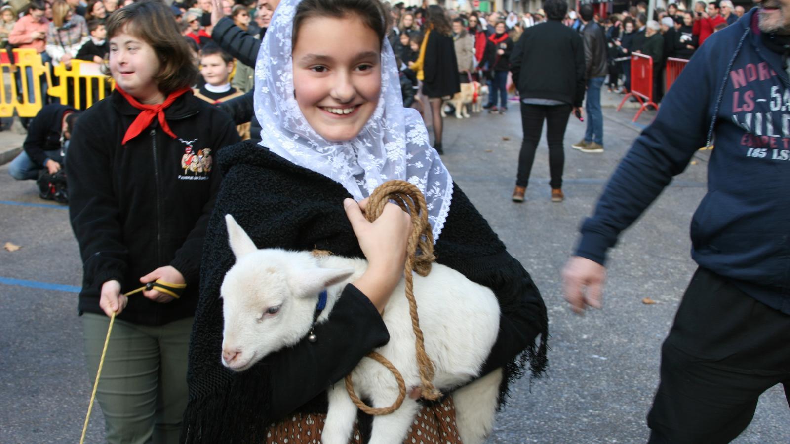 Les Beneïdes de Manacor consagren la devoció per Sant Antoni