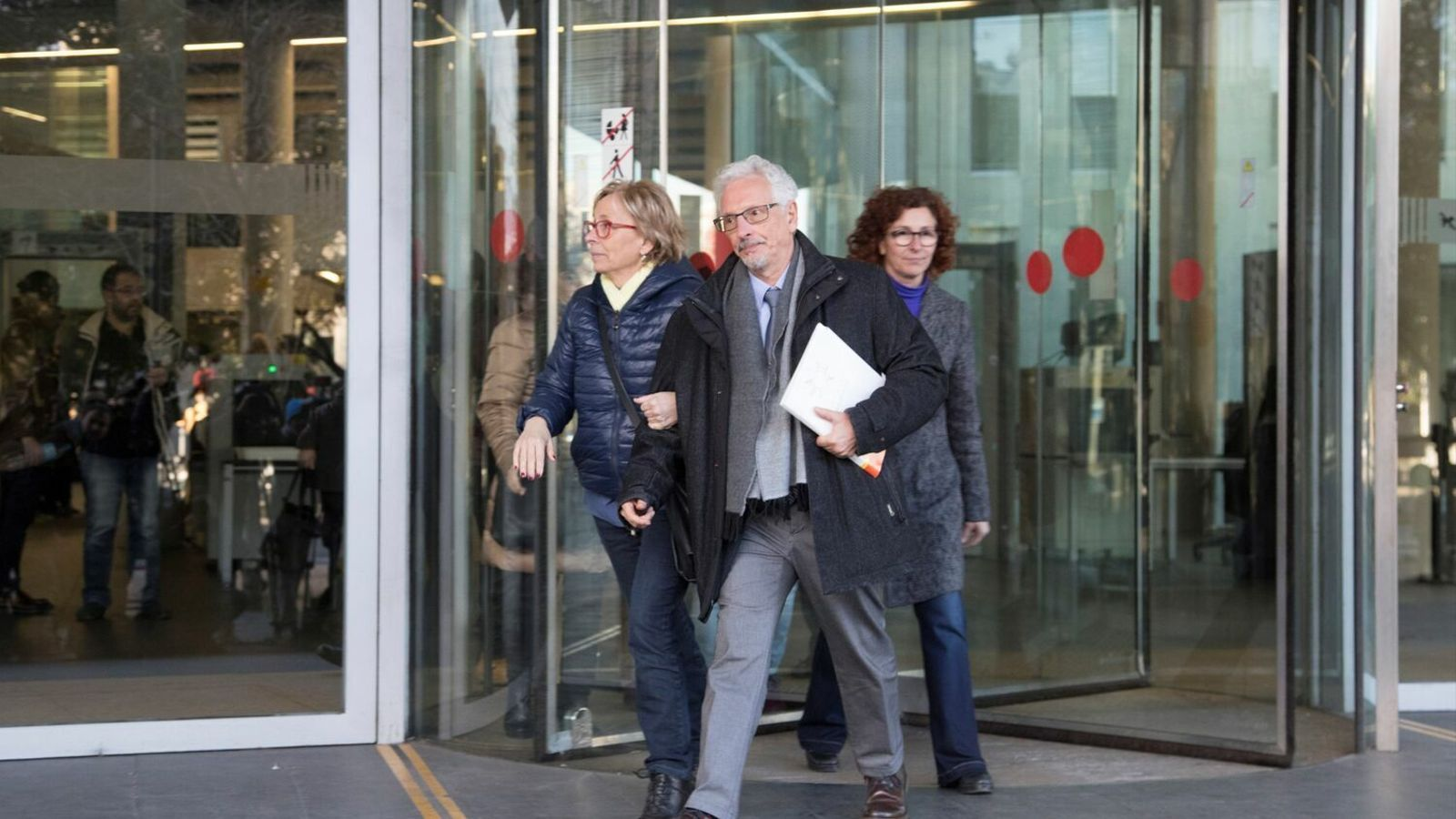 Suspenen la declaració de Santi Vidal després que l'advocada renunciï a representar-lo