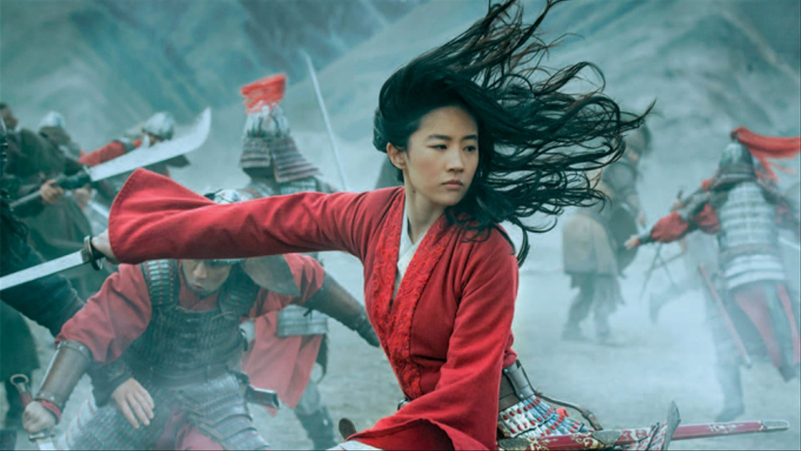 L'actriu xinesa Yifei Liu dona vida a Mulan