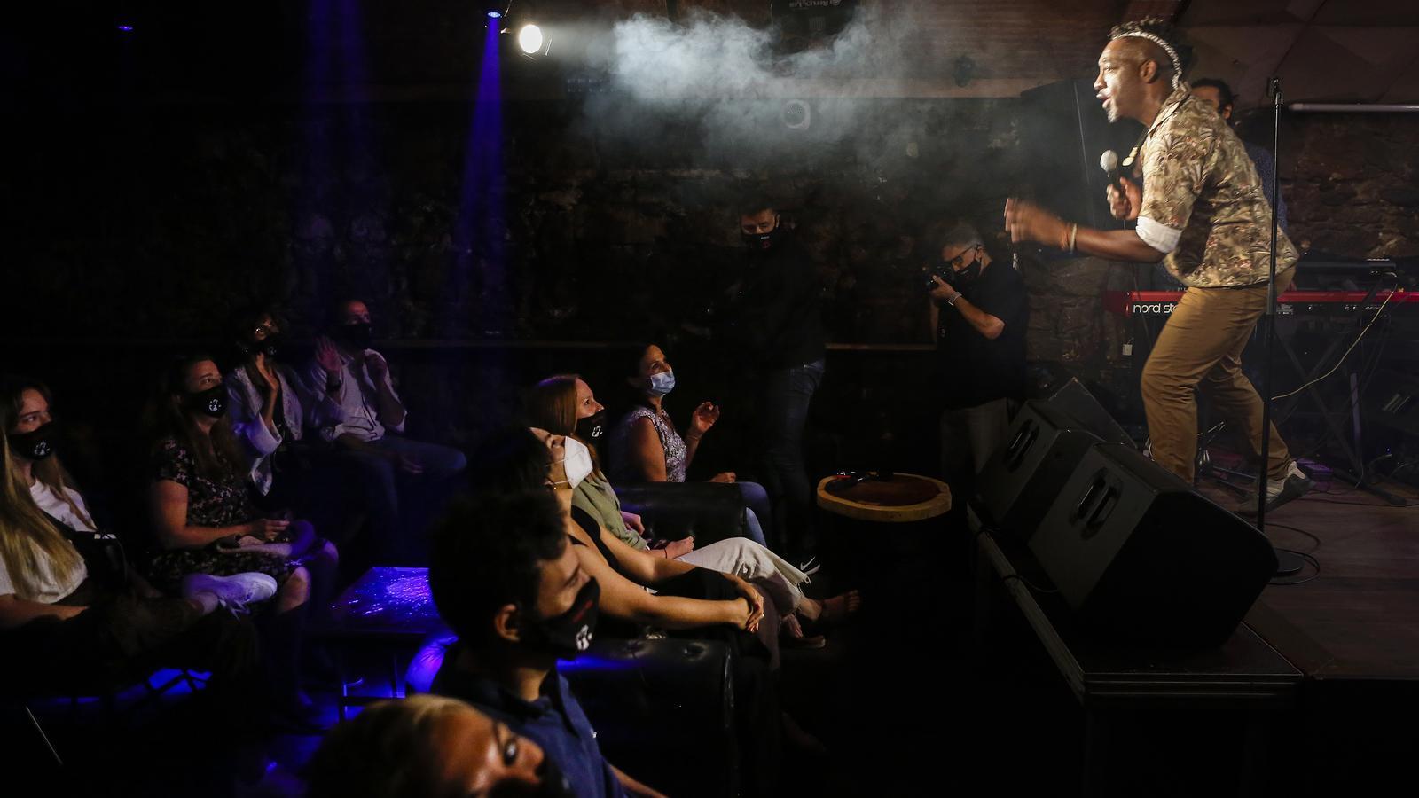 Les sales de concerts reclamen poder obrir per no morir