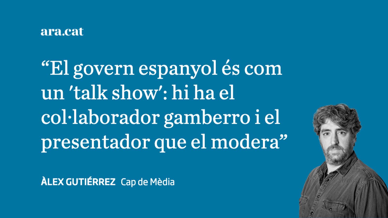 Placatge mediàtic al tímid republicanisme espanyol
