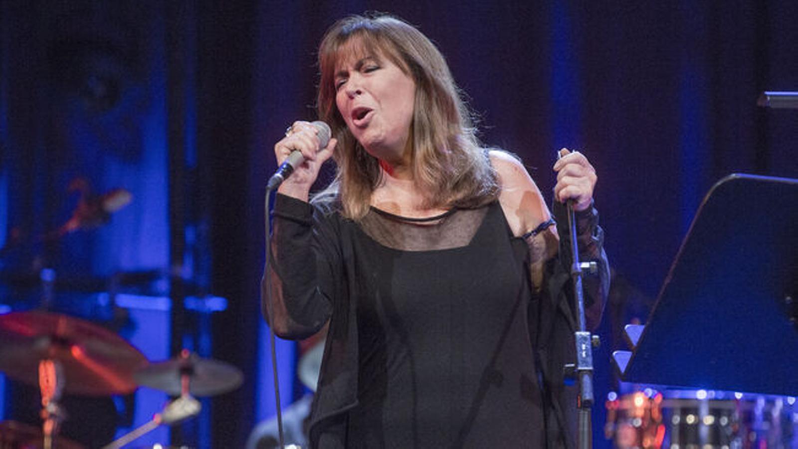 Maria del Mar Bonet actuarà a Es Claustre de Maó.