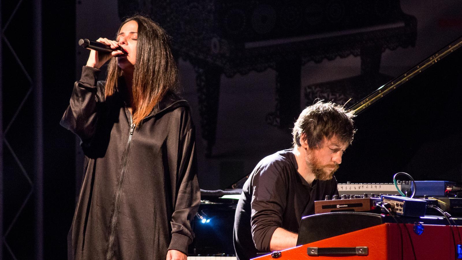 Lina i Refree actuen a L'Auditori de Barcelona