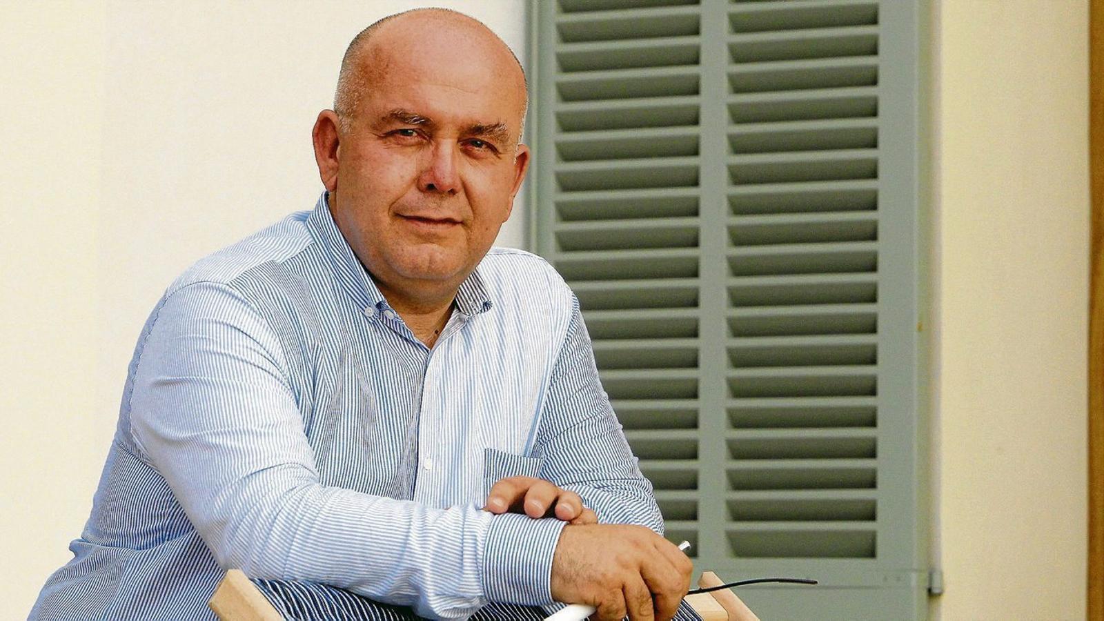 """Gonzalo Boye: """"La gent a Espanya està fatal: té més por dels rojos que delscorruptes"""""""