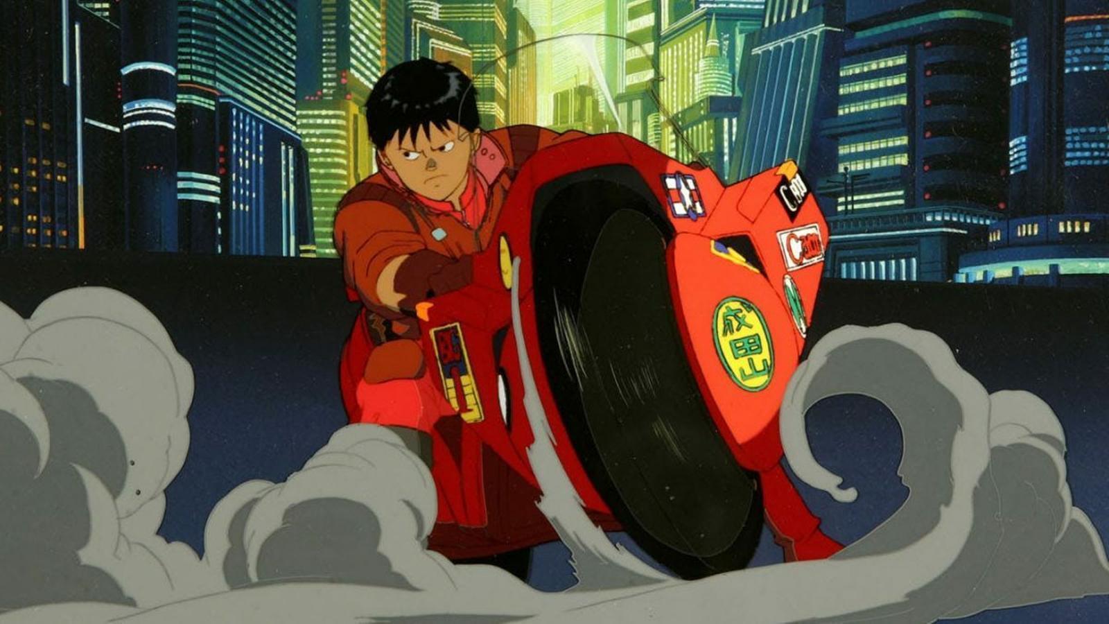 Fotograma d''Akira', el gran clàssic de l''anime' japonès