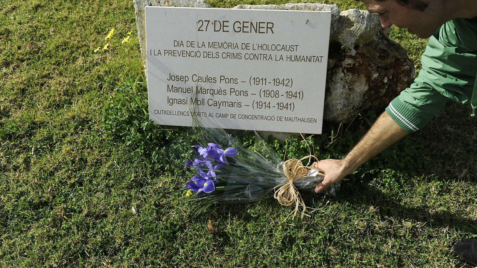 Uns 900 menorquins i descendents van ser víctimes de l'Holocaust nazi