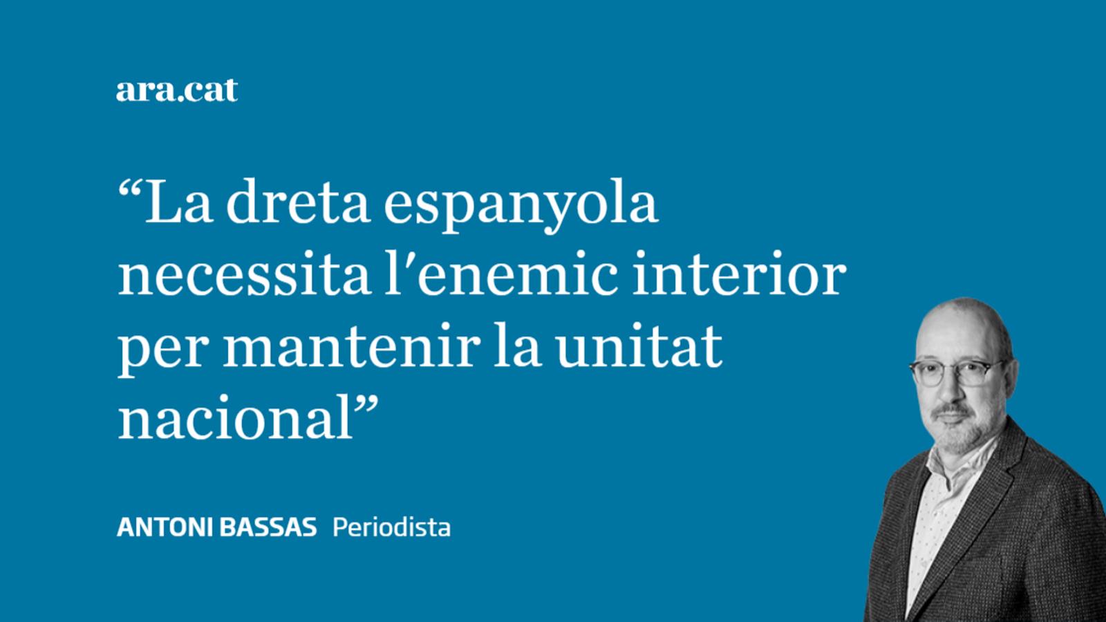 El Procés, ETA i la necessitat nacional d'un enemic