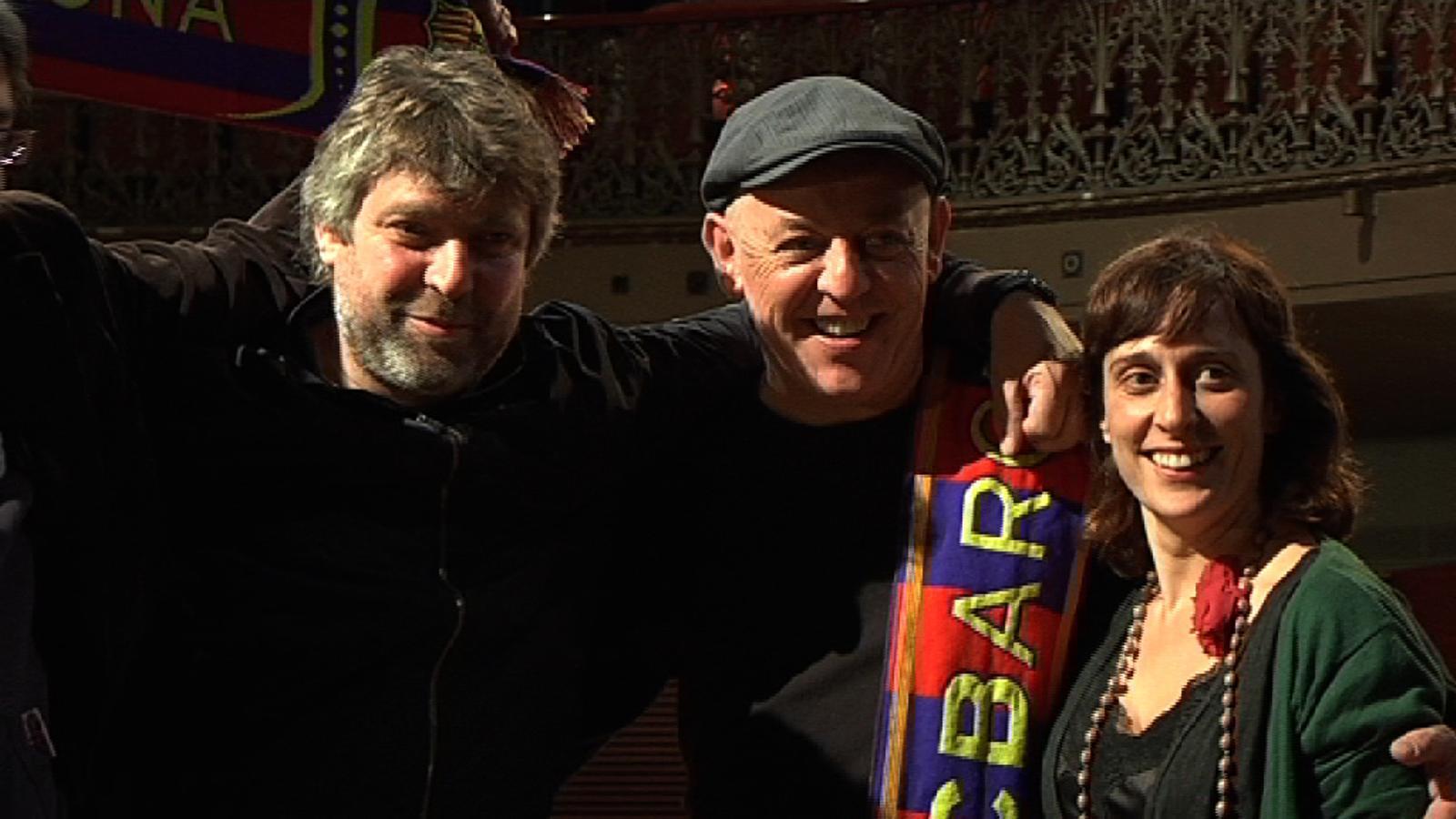 Els actors més culers: S'hauria de suspendre la funció els dies de Barça-Madrid