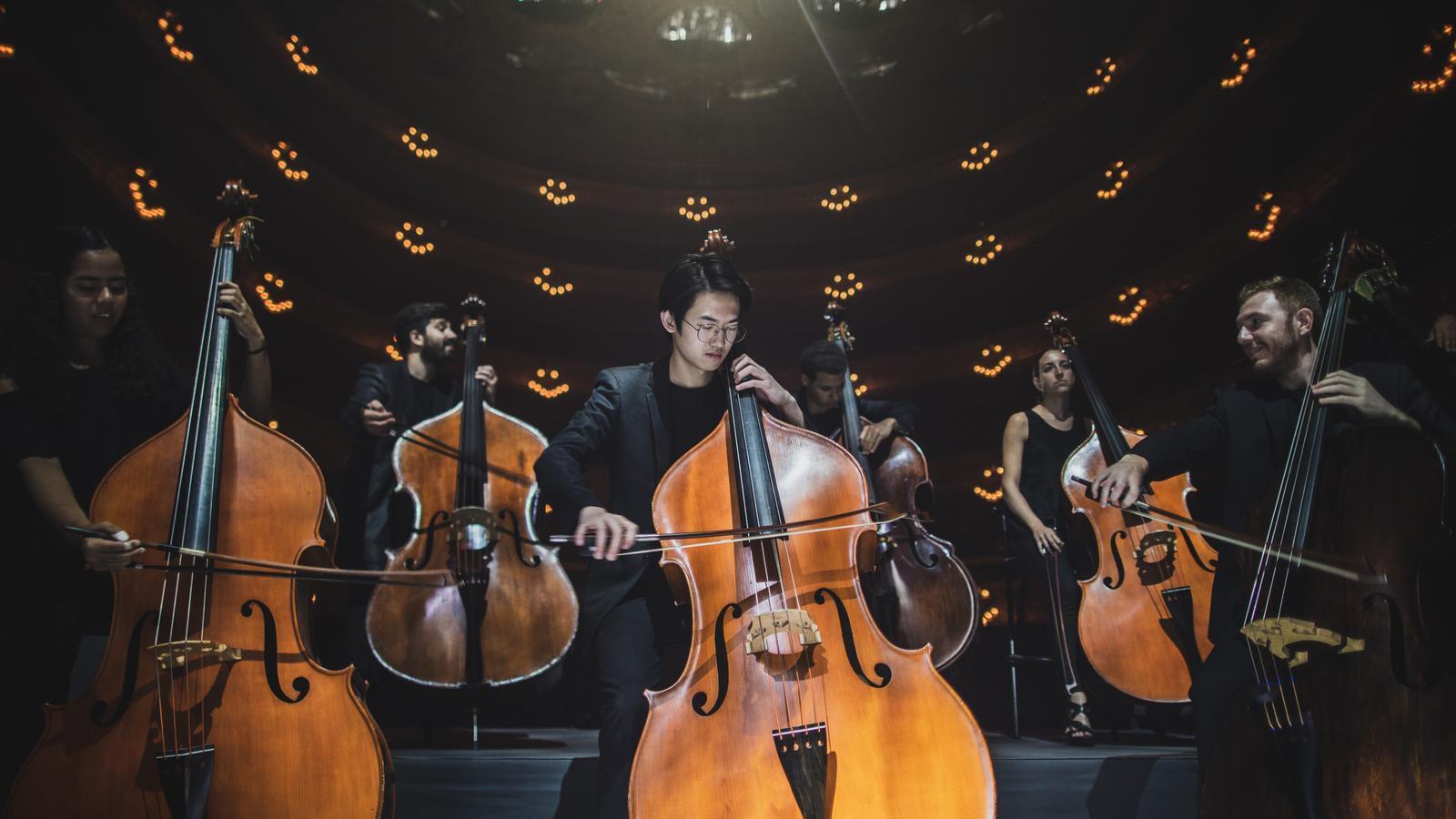 Una imatge de la pel·lícula de realitat virtual 'Symphony'