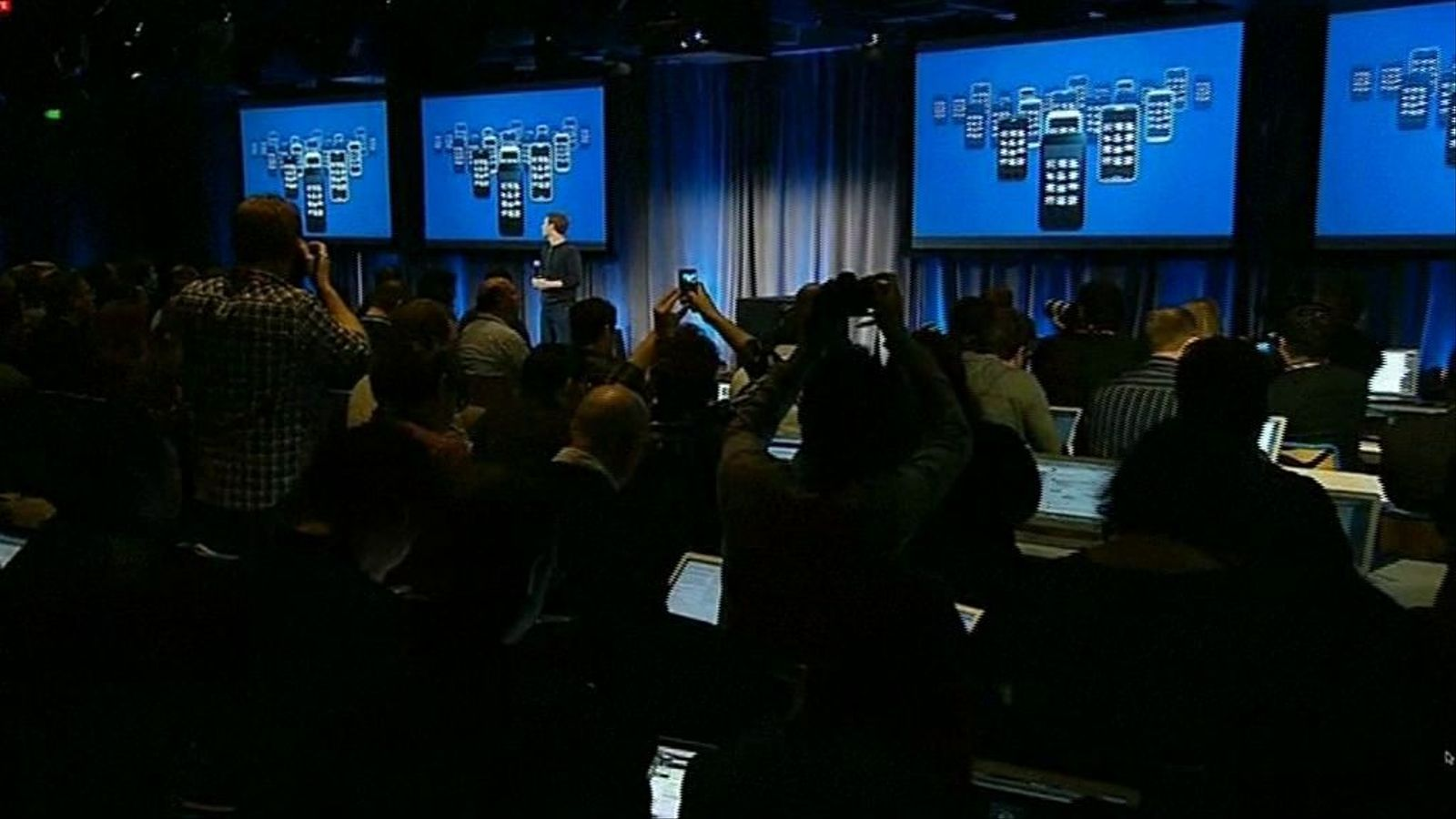 Facebook presenta 'Home' per a Android