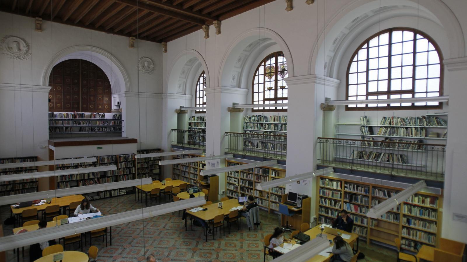 Les biblioteques de Ciutat s'adhereixen a la celebració
