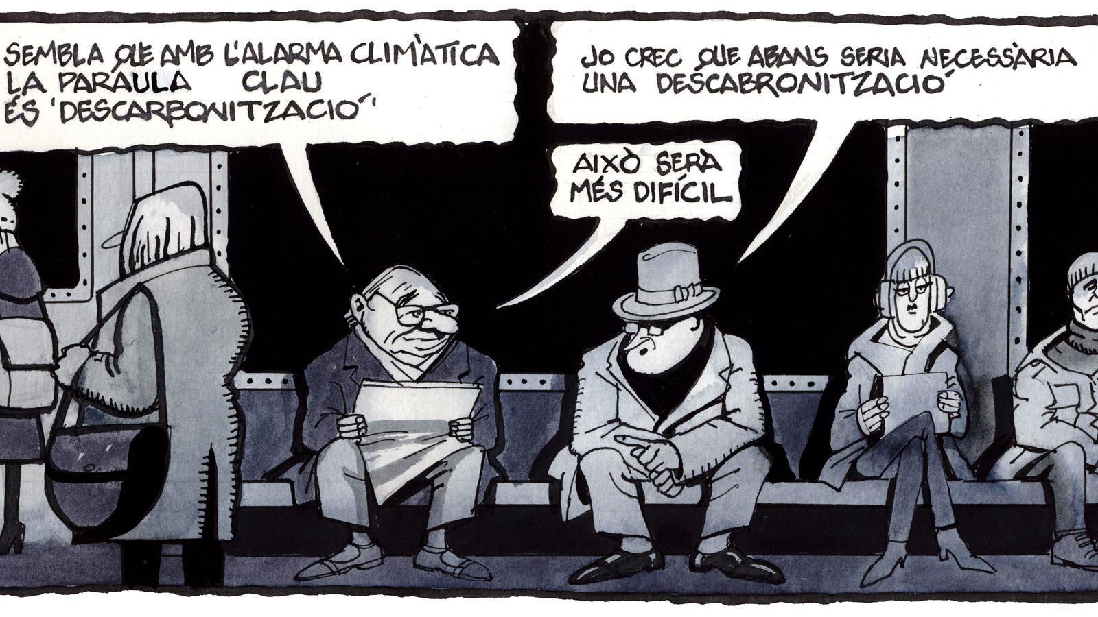 'A la contra', per Ferreres 14/12/2019