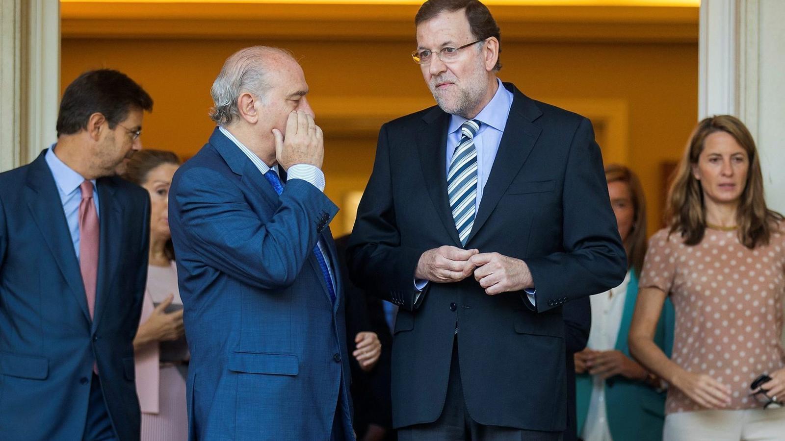 """L'ex número 2 d'Interior amb el PP: """"El meu error va ser haver sigut lleial a miserables com Jorge, Rajoy o Cospedal"""""""