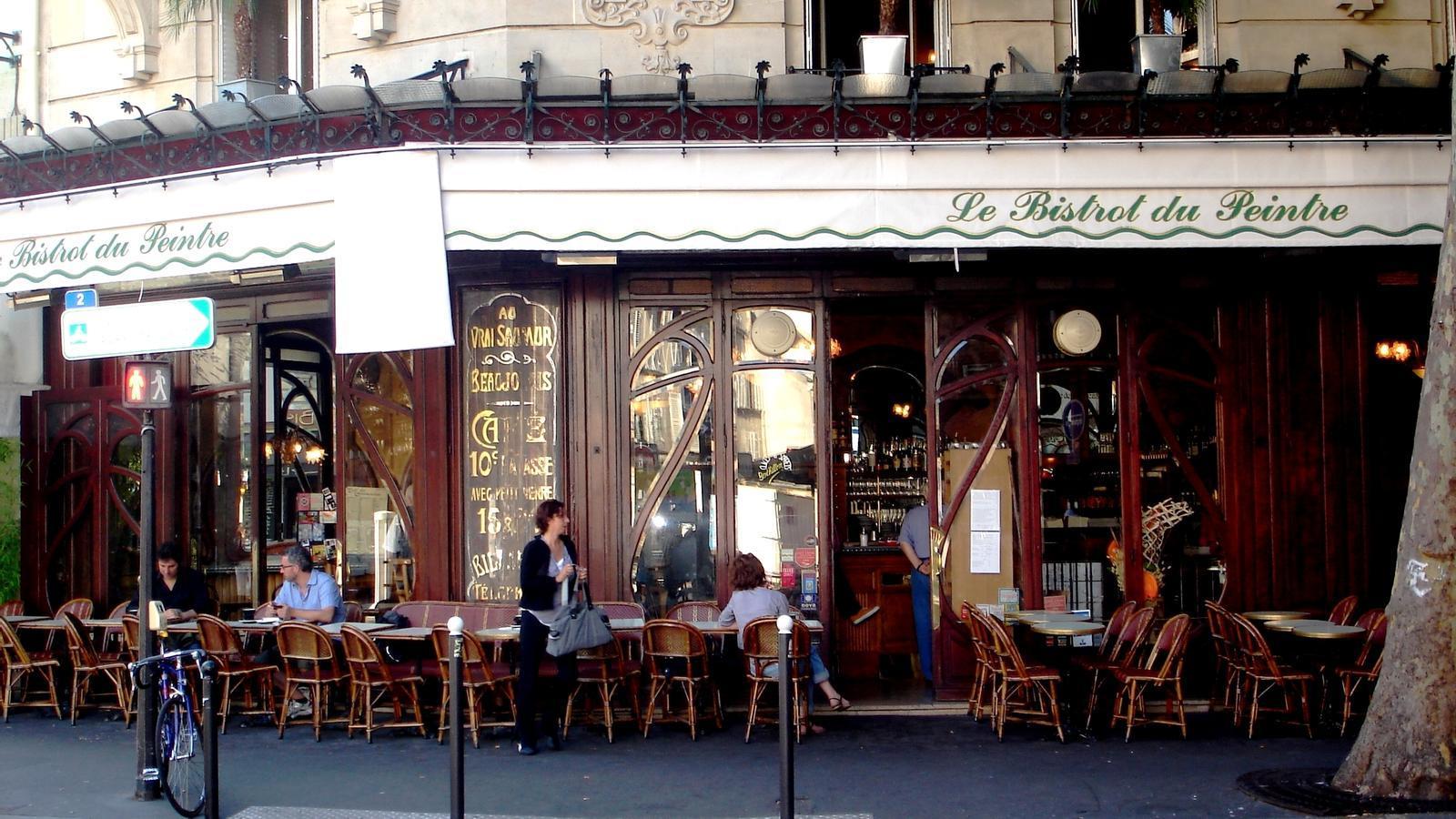 Els bistrots de París lluiten per sobreviure