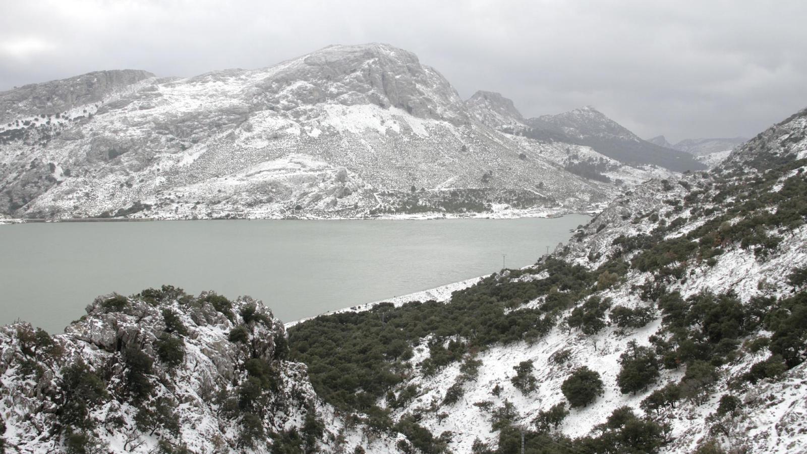 Fred i neu a les Balears