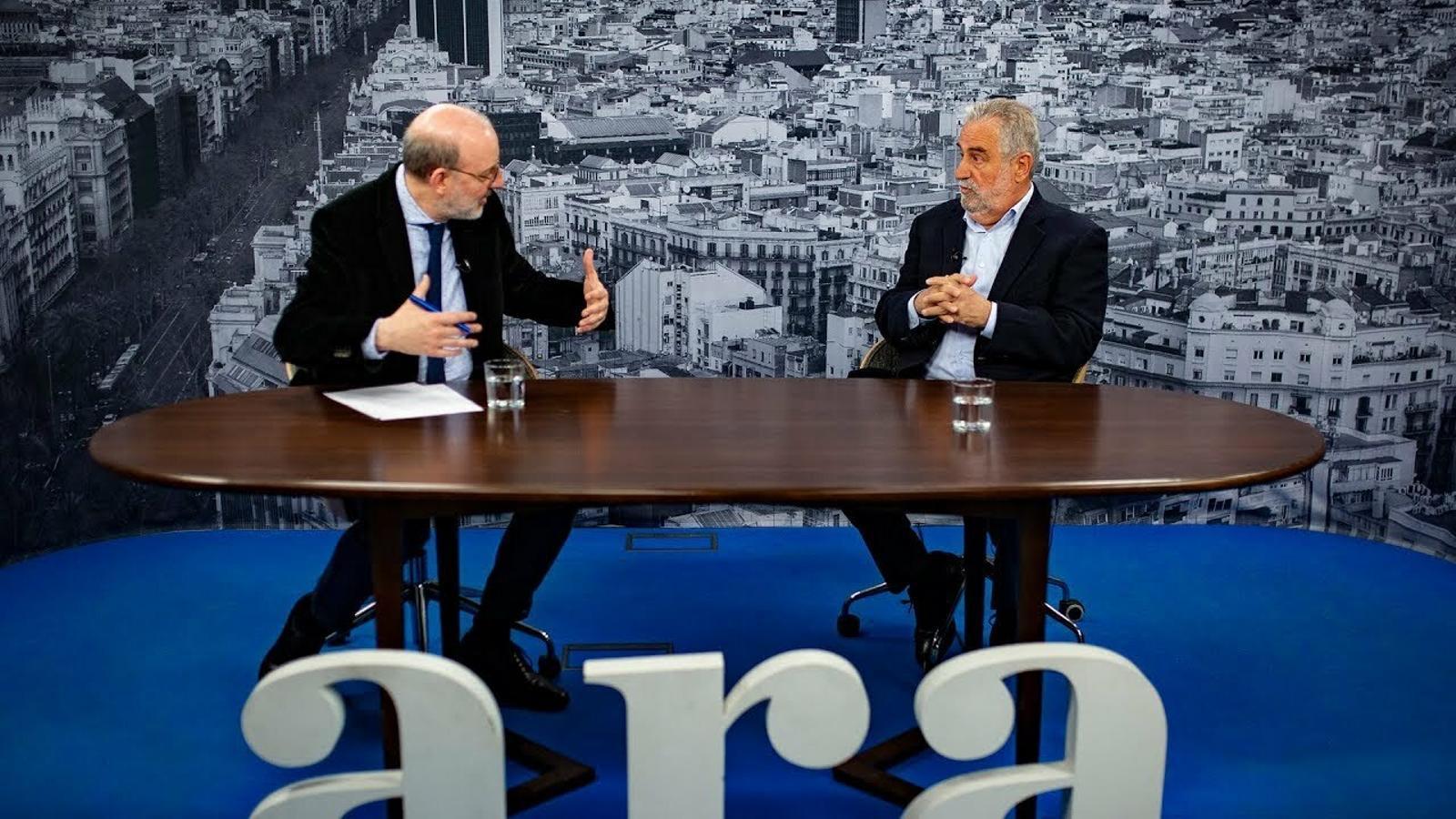 L'entrevista d'Antoni Bassas a Rafel Nadal