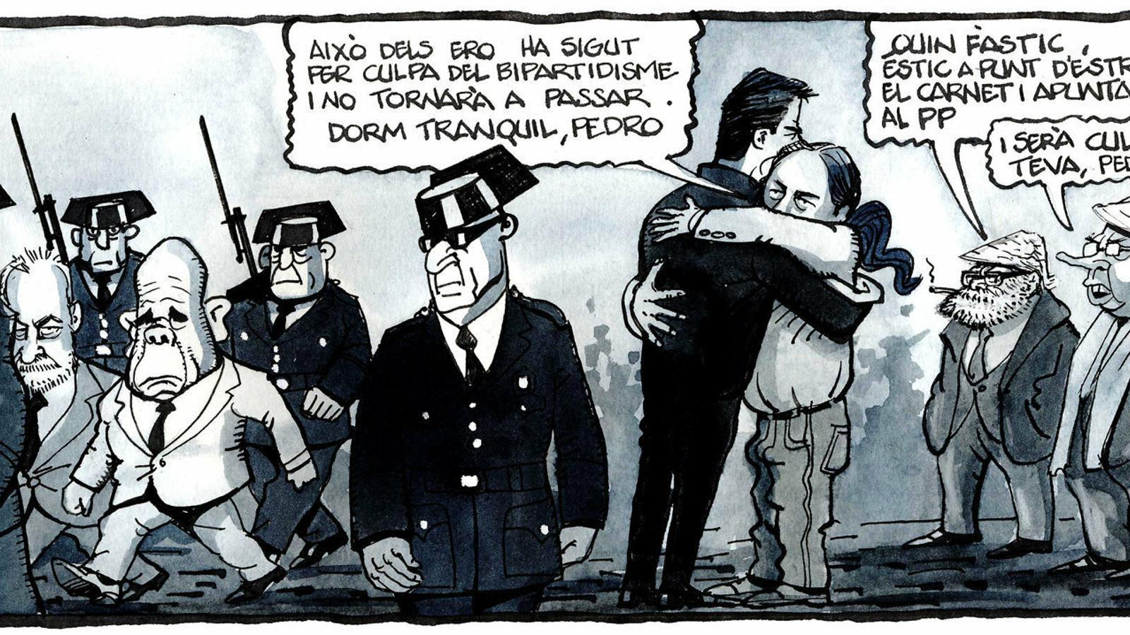 'A la contra', per Ferreres 22/11/2019