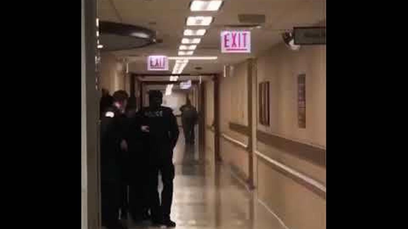 Tiroteig en un hospital de Chigaco