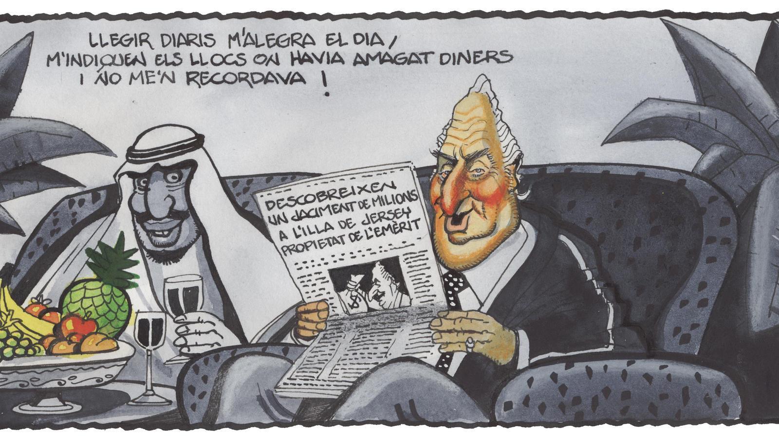 'A la contra', per Ferreres 18/11/2020