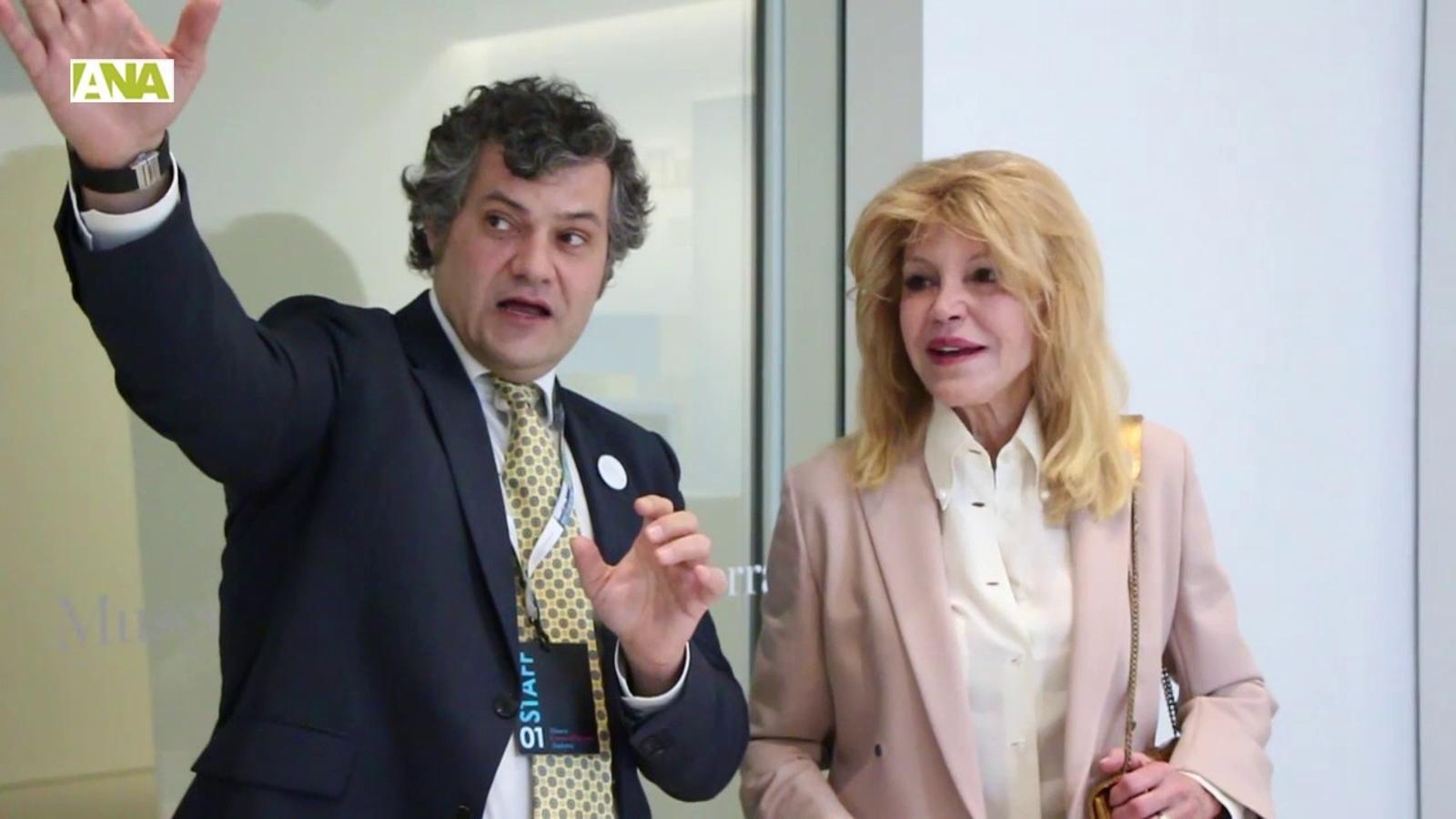 La presentació de la inauguració del Museu Carmen Thyssen Andorra