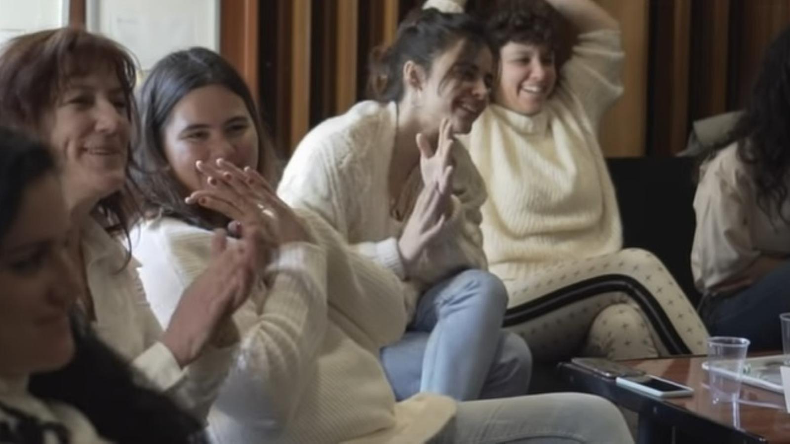 Imatge del vídeo 'Som tantíssimes. Marga Rotger i Joana Abrines'