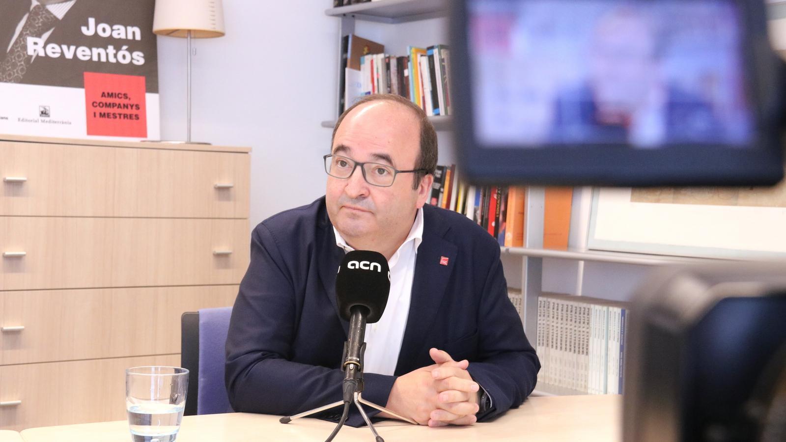 PSC Miquel Iceta ACN socialistes 2080602096 56410569 651x366 - Fil de Ramir De Porrata-Doria. 20/10/18. PSOE i PSC, pressupostos de l'Estat