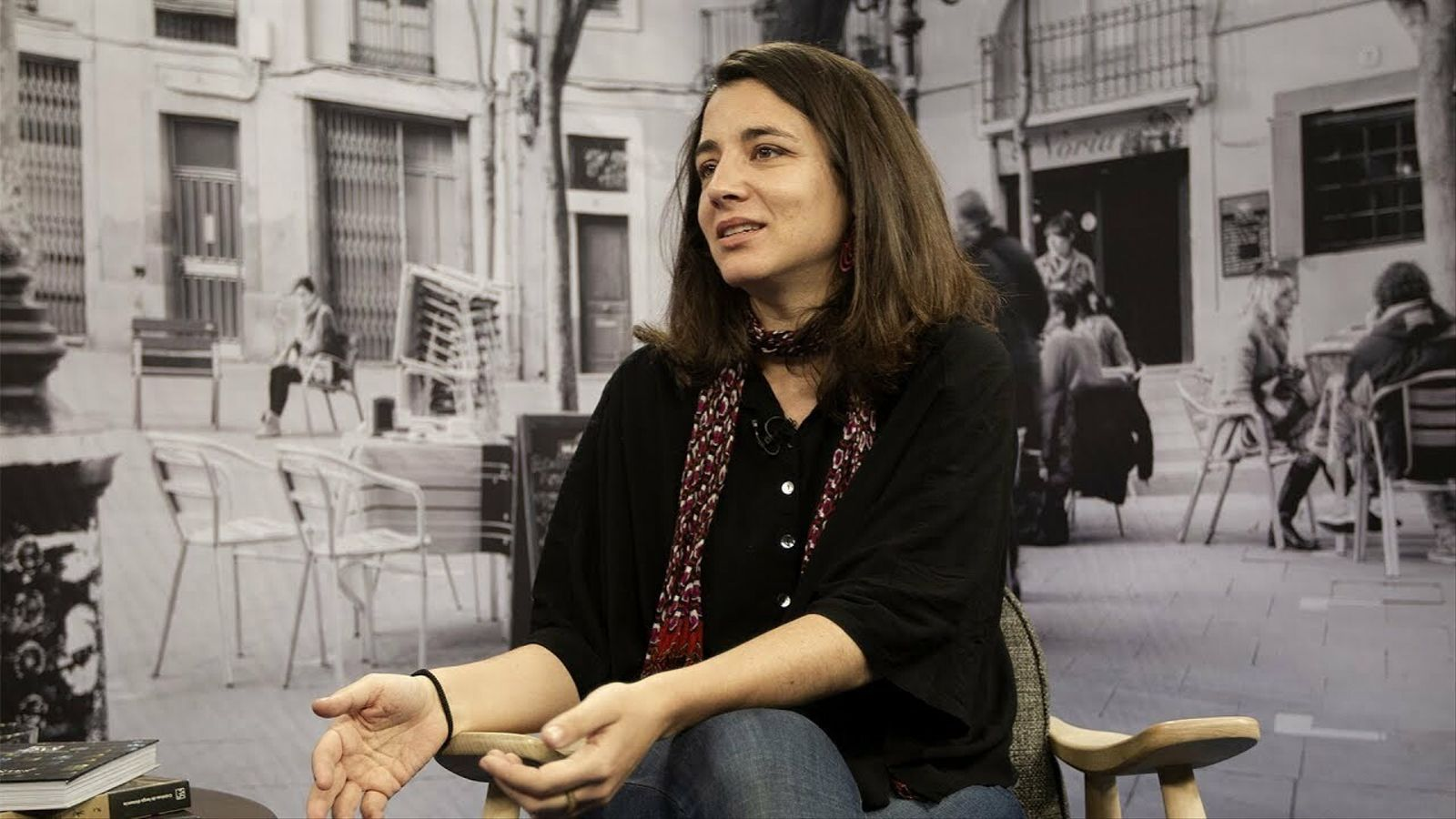 """Anna Surinyach: """"Si els atemptats són a Barcelona no publiquem fotografies de les víctimes, però si són a Síria, sí. On són els límits?"""""""
