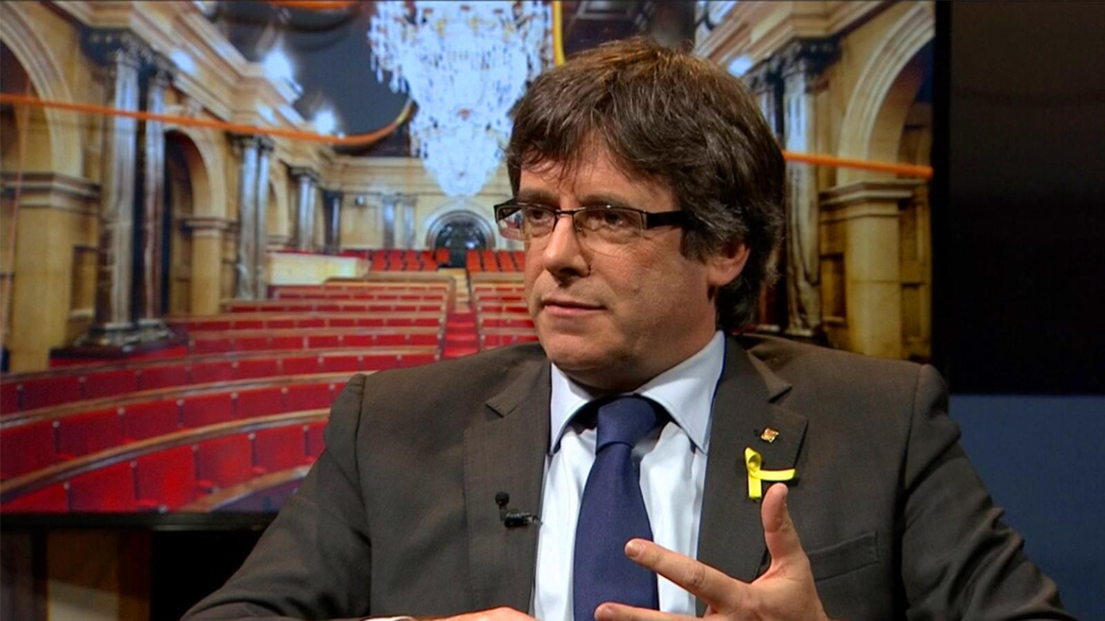 L'anàlisi d'Antoni Bassas: 'L'altra manifestació: un milió d'espectadors per a Puigdemont'