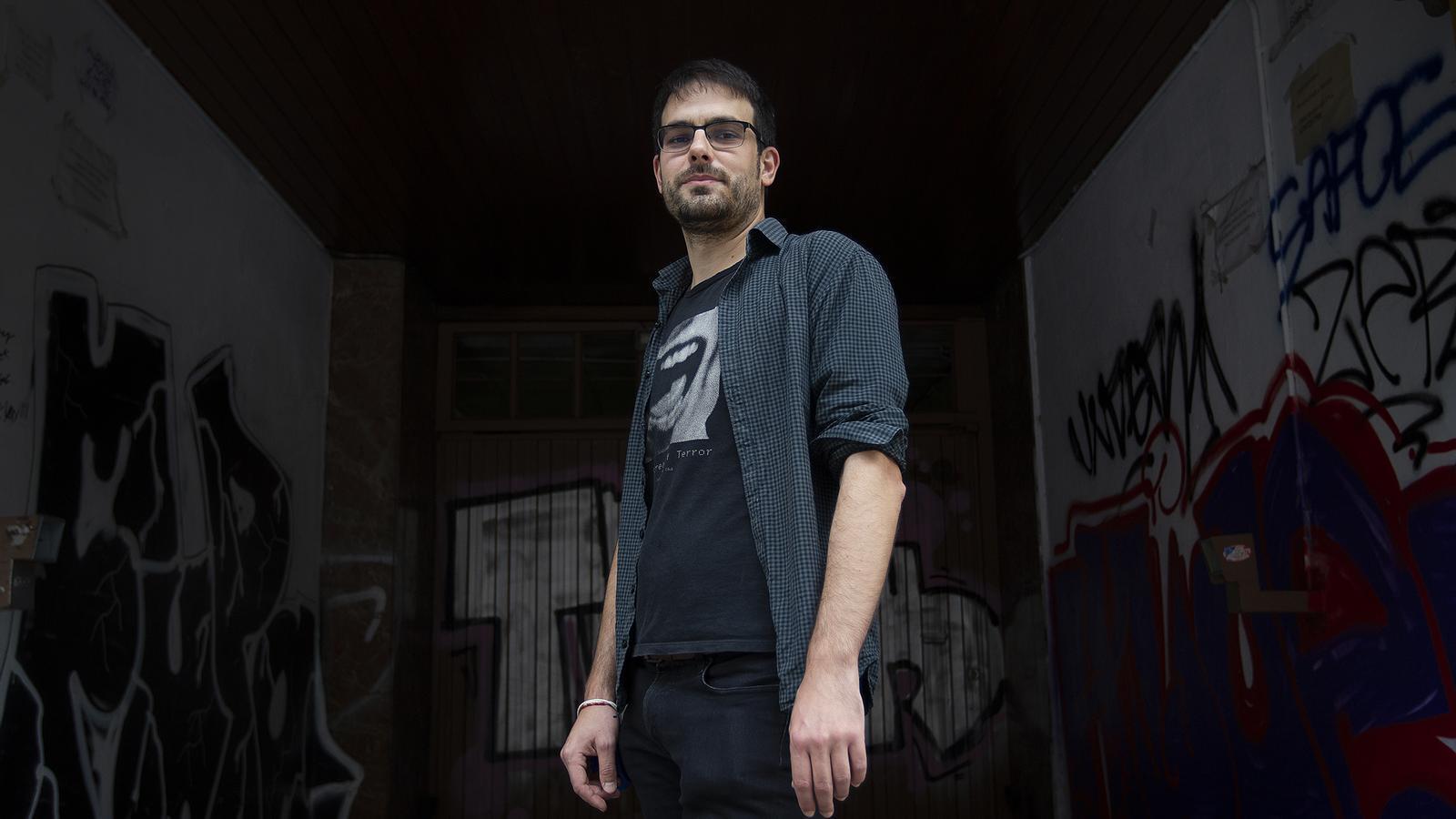 Albert Pijuan, aquesta setmana a Barcelona