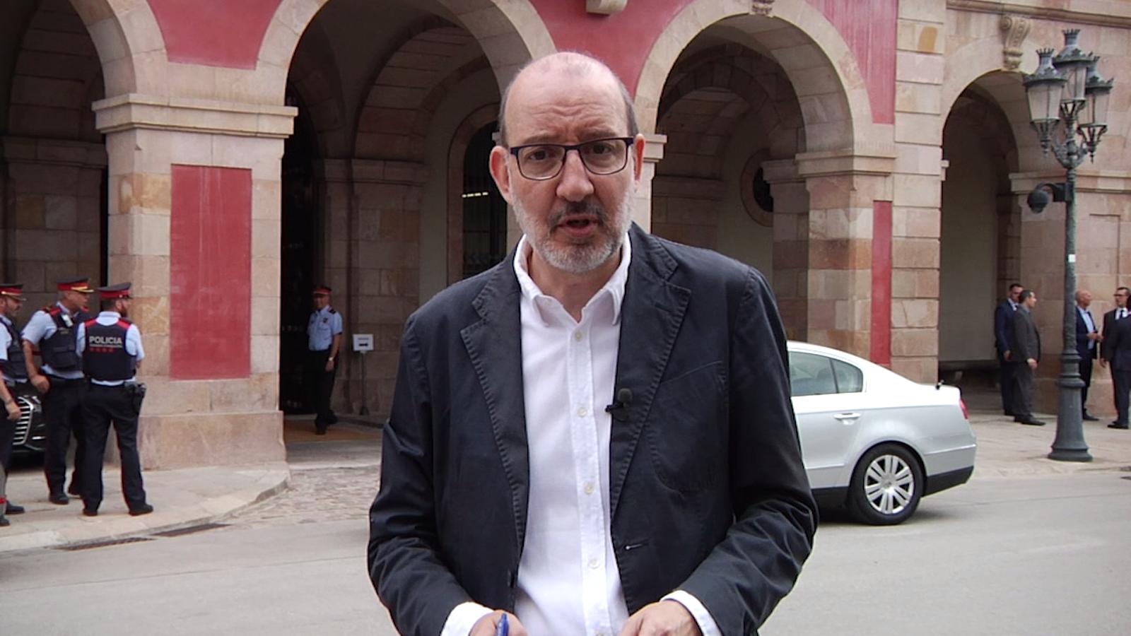 """L'anàlisi d'Antoni Bassas: """"El referèndum és a les nostres mans"""""""