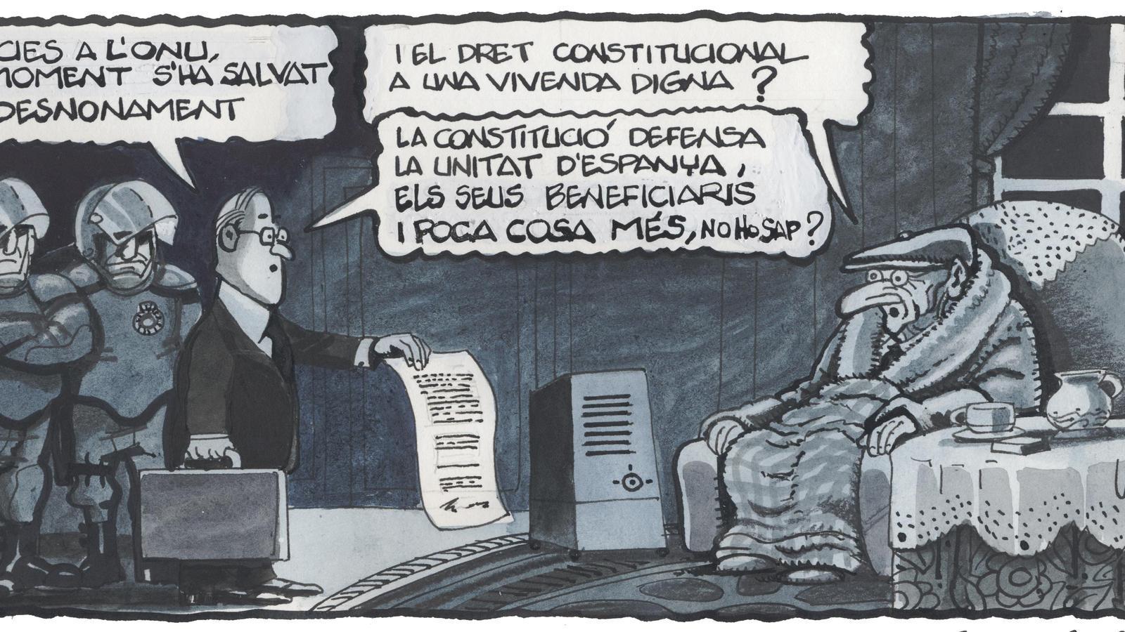 'A la contra', per Ferreres 12/02/2020