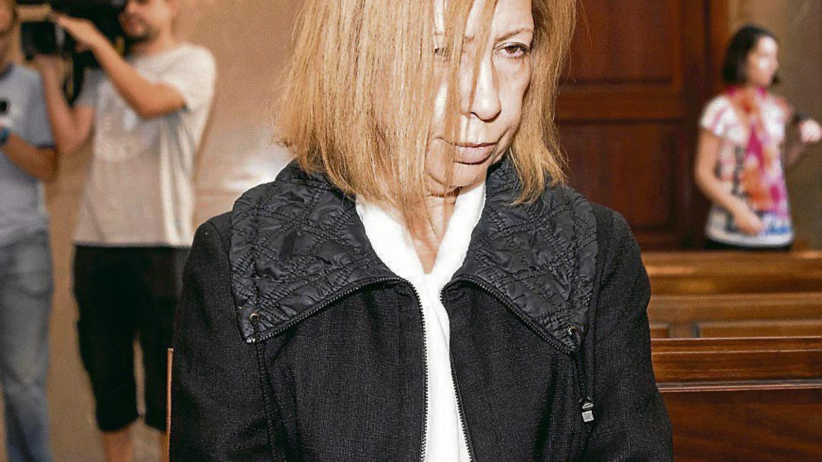 Maria Antònia Munar va confessar, durant el judici, que ella, Nadal i Vicens varen cobrar 4 milions d'euros de la promotora Sacresa.