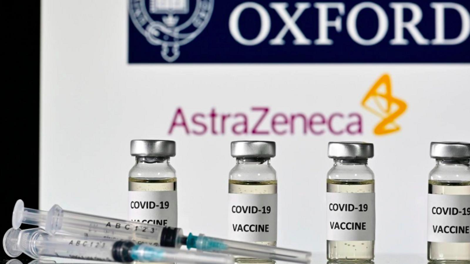 La vacuna d'Oxford ofereix una immunitat mitjana del 70%